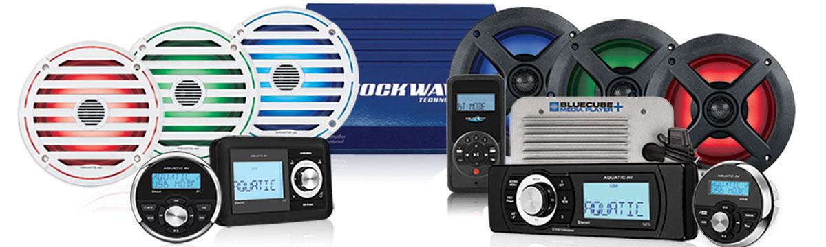 GMA Clients Aquatic AV Products